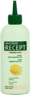 Subrina Professional Recept Strong Hair mlieko proti vypadávániu vlasov