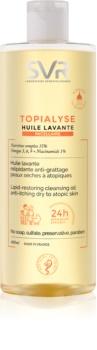 SVR Topialyse čisticí micelární olej pro suchou až atopickou pokožku