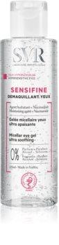 SVR Sensifine gel micellare lenitivo per struccare gli occhi