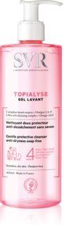 SVR Topialyse čistilni gel za suho in občutljivo kožo