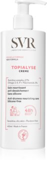 SVR Topialyse Nourishing Care For Dry and Sensitive Skin
