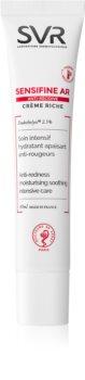 SVR Sensifine AR reichhaltige, nährende Creme für empfindliche Haut mit der Neigung zum Erröten