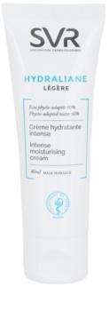 SVR Hydraliane leichte Gesichtscreme für intensive Hydratisierung