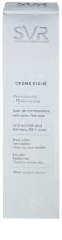 SVR Liftiane creme antirrugas nutritivo para refirmação de pele