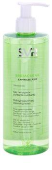SVR Sebiaclear Eau Micellaire matující micelární voda pro mastnou a problematickou pleť