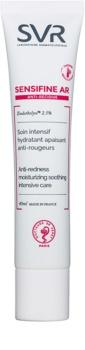 SVR Sensifine AR krem intensywnie nawilżający na rozszerzone i popękane naczynka