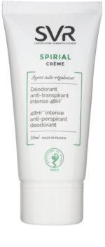 SVR Spirial Cream Antiperspirant