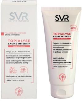 SVR Topialyse інтенсивний заспокоюючий бальзам для сухої та атопічної шкіри