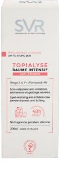 SVR Topialyse Intenzív nyugtató balzsam száraz és atópiás bőrre