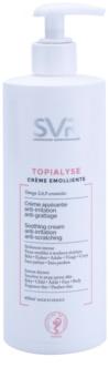 SVR Topialyse zklidňující krém pro citlivou až atopickou pokožku