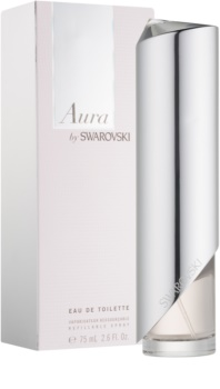 Swarovski Aura Eau de Toillete για γυναίκες 75 μλ επαναπληρώσιμο