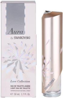 Swarovski Love Collection Eau de Toilette für Damen 50 ml