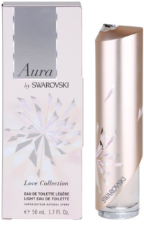 Swarovski Love Collection toaletní voda pro ženy 50 ml