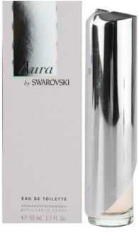 Swarovski Aura Eau de Toilette für Damen 50 ml Nachfüllbar