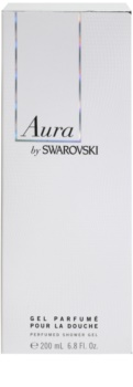 Swarovski Aura gel douche pour femme 200 ml