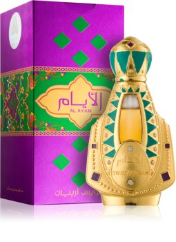 Swiss Arabian Al Ayam aceite perfumado unisex 15 ml