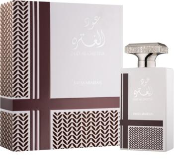 Swiss Arabian Oud Al Ghutra parfémovaná voda pro muže 100 ml