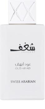 Swiss Arabian Shaghaf Oud Abyad eau de parfum unissexo 75 ml