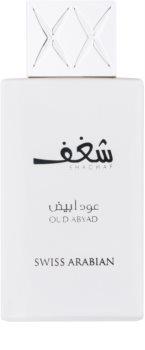 Swiss Arabian Shaghaf Oud Abyad parfumovaná voda unisex 75 ml