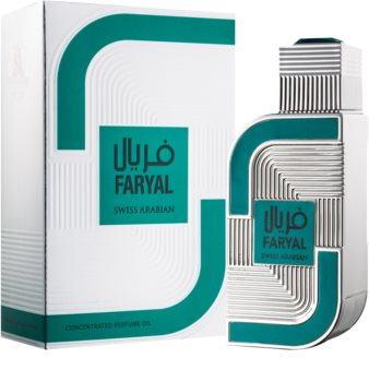 Swiss Arabian Faryal Perfumed Oil for Women 15 ml