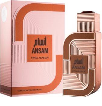 Swiss Arabian Ansam huile parfumée pour homme 15 ml
