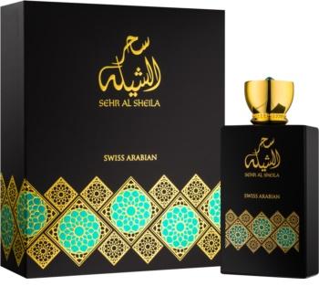 Swiss Arabian Sehr Al Sheila parfémovaná voda pro ženy 100 ml