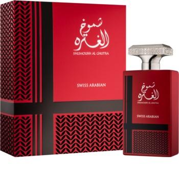 Swiss Arabian Shumoukh Al Ghutra parfémovaná voda pro muže 100 ml