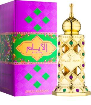 Swiss Arabian Al Ayam illatos olaj unisex 15 ml