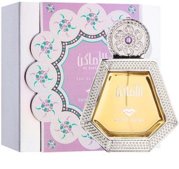 Swiss Arabian Al Amaken parfémovaná voda pro ženy 50 ml