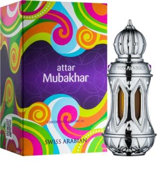 Swiss Arabian Attar Mubakhar parfémovaný olej unisex 20 ml