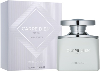 Swiss Arabian Carpe Diem Eau de Toilette für Herren 100 ml