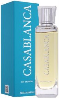 Swiss Arabian Casablanca Eau de Parfum unisex 100 ml