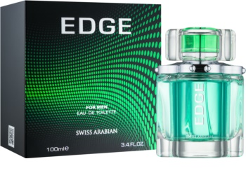 Swiss Arabian Edge Eau de Toilette voor Mannen 100 ml