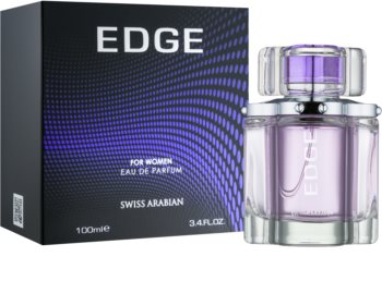 Swiss Arabian Edge Eau de Parfum for Women 100 ml