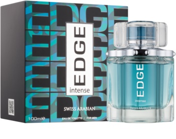 Swiss Arabian Edge Intense toaletna voda za moške 100 ml