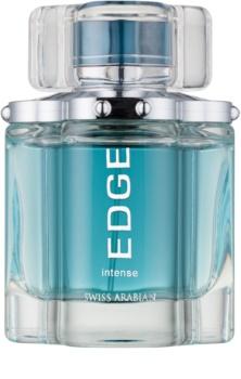 Swiss Arabian Edge Intense eau de toilette para hombre 100 ml