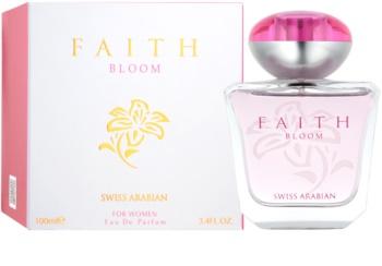 Swiss Arabian Faith Bloom Eau de Parfum für Damen 100 ml