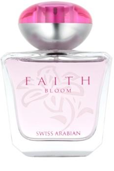 Swiss Arabian Faith Bloom eau de parfum para mulheres 100 ml
