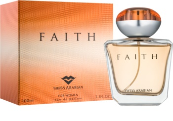Swiss Arabian Faith Eau de Parfum for Women 100 ml