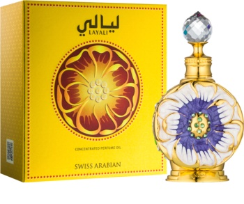 Swiss Arabian Layali Perfumed Oil unisex 15 ml