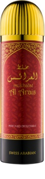 Swiss Arabian Mukhalat Al Arais deodorant spray unissexo 200 ml