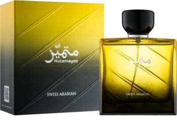 Swiss Arabian Mutamayez Eau de Parfum για άνδρες 100 μλ