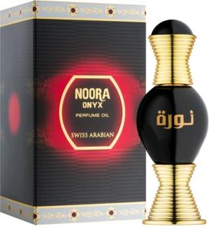 Swiss Arabian Noora Onyx parfémovaný olej unisex 20 ml