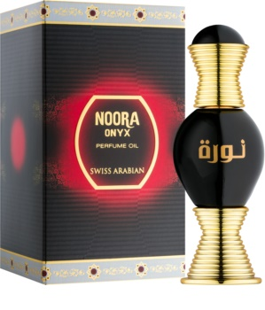 Swiss Arabian Noora Onyx Perfumed Oil unisex 20 ml