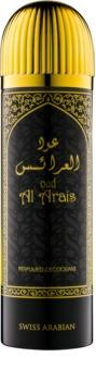 Swiss Arabian Oud Al Arais déo-spray mixte 200 ml