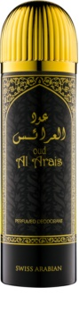 Swiss Arabian Oud Al Arais Deo-Spray unisex 200 ml