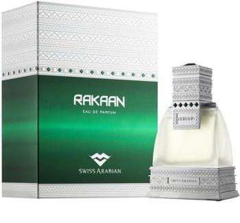 Swiss Arabian Rakaan eau de parfum per uomo 50 ml