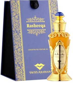 Swiss Arabian Rasheeqa parfémovaný olej unisex 20 ml