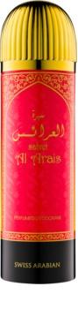 Swiss Arabian Sahret Al Arais Deo Spray unisex 200 ml