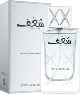 Swiss Arabian Shaghaf Men Eau de Parfum für Herren 75 ml